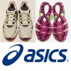ASICS Gel- Equation 3 Running Purple Sneaker Shoe